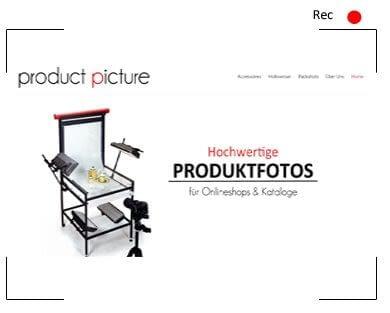 Preiswerte Produktfotos